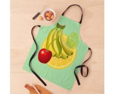 Tablier aux fruits, Un merveilleux bouquet de fruits pour la cuisine Tablier