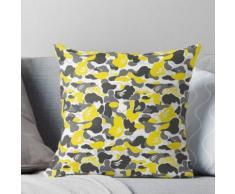 Un camouflage de singe de bain | Tee 2 Coussin