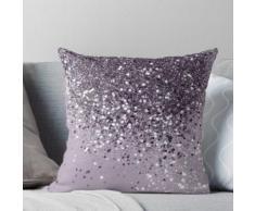 Mousseux Lavande Lady Glitter # 2 #shiny #decor #art Coussin