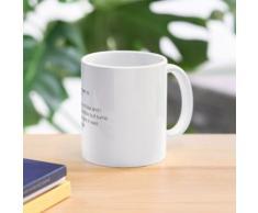 Tasse de Tweet de café de Matty Healy Mug