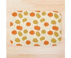 Halloween Cute Pumpkins, cadeau d'halloween pour femme, décoration de la maison hallo Tapis de bain
