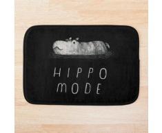 mode hippo Tapis de bain