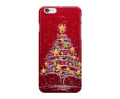 Sapin de Noël Coque rigide pour iPhone 6 & iPhone 6s
