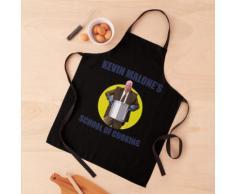 École de cuisine de Kevin Malone Tablier