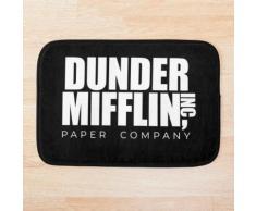 Dunder Mifflin - Le bureau Tapis de bain