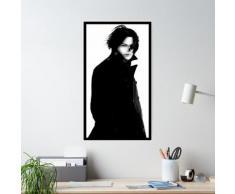Jack White - Le valet et le blanc Poster