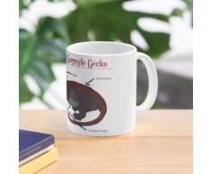 Anatomie d'un gecko gargouille Mug
