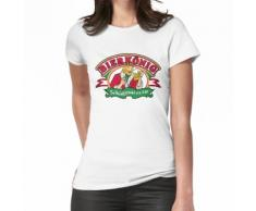 Beer King Mallorca Malle beer drinker Women's Fitted T-Shirt