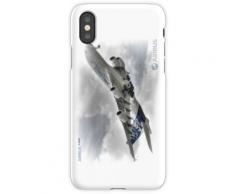 Airbus A380 - Duvets, Étuis, Oreillers, etc. Coque rigide pour iPhone X