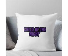 Enfant de la nuit Coussin