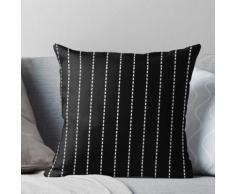 Rayures de costume | Motif | Duvet couvre-lit et coussin Coussin