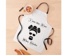 Je suis celui qui cuisine par Walter White Tablier