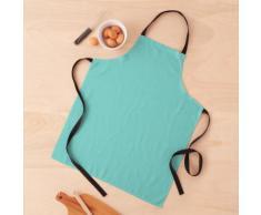 Tiffany - Genuine Robins Egg Blue - Couleur unie Tablier