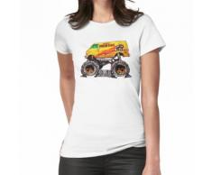 Vanessa's Lunch Box Women's Fitted T-Shirt