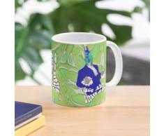 Lampe à lave (vert) Mug