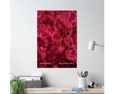 Affiche de cerise de dépression de maison de plage - Poster