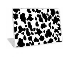 MacBook motif vache, étui pour ordinateur portable, tasse, oreiller, haut, étui pou Skin de laptop