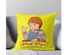Bons gars - Jeu d'enfant - Chucky Coussin