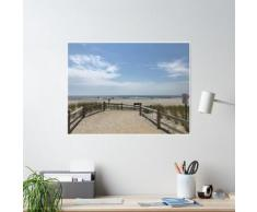 Jours de plage Poster