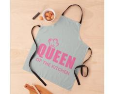 Reine de la cuisine - cadeau d'amant de cuisine drôle Tablier