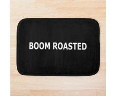 Boom rôti au bureau Michael Scott Tapis de bain