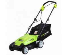 Greenworks Tondeuse à gazon électrique GLM1035 230 V 35 cm 2505107