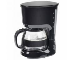 Bestron Cafetière ACM750Z Noir Plastique 750W 1,25 L