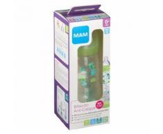 MAM Biberon anti-colique 260 ml de 0 à 6 mois motif Vert pc(s) Bouteilles