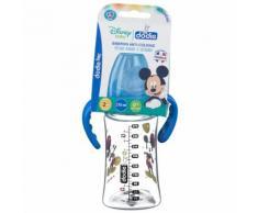 dodie® Biberon Initiation+ 270 ml avec anses Mickey 0 - 6 mois ml Bouteilles