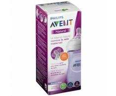 Philips AVENT Biberon natural Violet 260 ml pc(s) Bouteilles