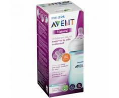 Philips AVENT Biberon natural turquoise 260 ml pc(s) Bouteilles