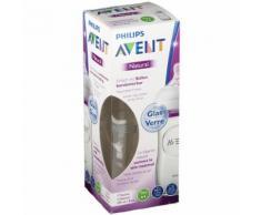 Philips AVENT Natural Biberon en verre 240 ml pc(s) Bouteilles