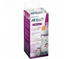 Philips AVENT Natural Biberon naturel Hippo 260 ml pc(s) Bouteilles