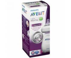 Avent Biberon Natural 260ml (0-6 mois) pc(s) Biberon