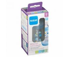 MAM Biberon anti-colique 160 ml de 0 à 6 mois motif Bleu pc(s) Bouteilles
