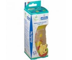 dodie® Biberon Sensation+ 270 ml Winnie tétine débit 2 ml Bouteilles