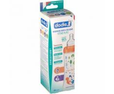 dodie® Sensation + biberon tétine 330 ml débit 3 orange pc(s) Bouteilles