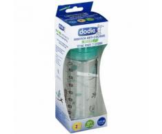 Dodie Biberon Sensation+ Verre 270ml anti-colique tétine ronde New York 0-6 Mois pc(s) Bouteilles
