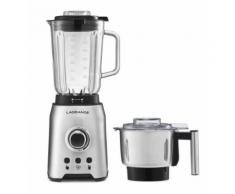 Blender et moulin à grains Lagrange 1200 W Argent