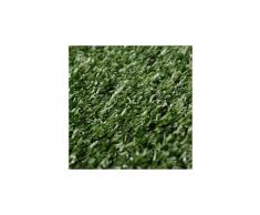 Icaverne - fleurs & plantes artificielles superbe gazon artificiel 1x25 m / 7-9 mm vert