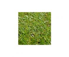 Icaverne - fleurs & plantes artificielles magnifique carreau de gazon artificiel 20 pcs 30 x 30 cm vert