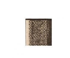 Icaverne - petits tapis joli tapis d'extérieur/d'intérieur aspect de sisal 140x200 cm bandes