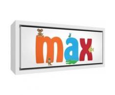 Little Helper Napperon avec Coaster Style Illustratif Coloré avec le Nom de Jeune Garçon Pierre - Autres sommeil