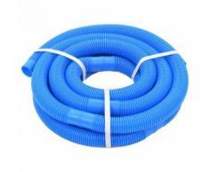 Tuyau de piscine Bleu 38 mm 6 m - Jacuzzi et sauna