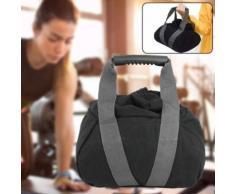 1 Pcs Sac De Sable Kettlebell Haltérophilie Toile Muscle Formation Fitness Pour La Maison Multicolore - Fitness