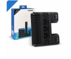 2019 pour Sony Playstation 4 Ps4 Multifonctions Fan Controller Porte-Gobelet Berceau aloha3016 - Autres