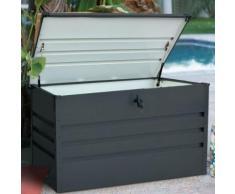 Coffre en métal PREMIUM - 300L - Mobilier de Jardin