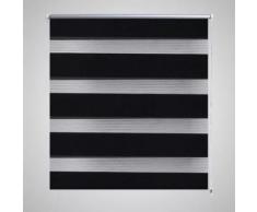 Store enrouleur tamisant blanc/brun/gris/noir Modèle 4 - Objet à poser