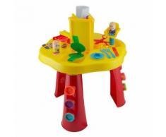 Play-doh - activity table - table dactivité + 6 pots - Pâte à modeler pour enfant
