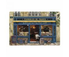 Set de table Boutique Vignobles de France Winkler - platerie, service